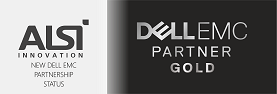 New partnership status from DELL EMC - GOLD!
