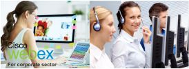 Cisco Webex for corporate sector